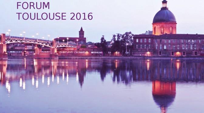 Résultats enquête Forum 2016
