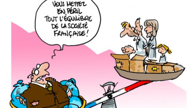 Deligne, caricature -http://deligne.fr/